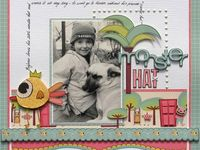 Scrapbooking Layouts for inspiration and to try