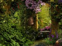 Garden as though you will live forever. -William Kent