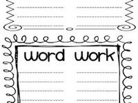 Writing Lesson Ideas