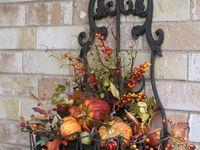 Fall/Thanksgiving Decorating