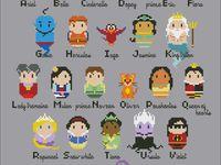 Perler Bead 8-bit art