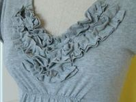 Change it up! embellishments & fabric paint refashions only