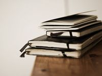 Moleskine / Journals