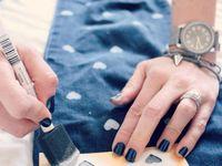 Customizando roupas e mais