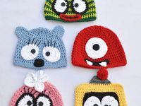 Happy Hookers - Crochet