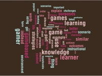Learning through games