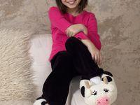 Crochet-adult and children's slippers, socks