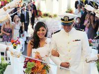 Military Wedding Theme