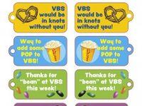 VBS Weird Animals