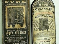 Strange Medical Practices,  Nurse's,  Asylum Treatments, Oddities,  Quackey Cures, Street Quack Doctors, Home Remedies,  Advertisement