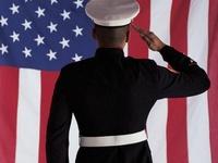 I salute you. Men and women I respect