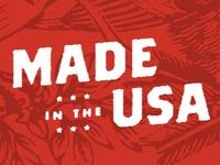 Buy American.