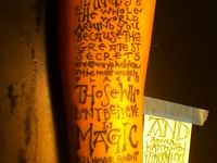 Strength, Wisdom & Tattoos