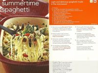 Pampered Chef recipes & products