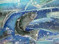Watercolor - Fish