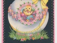 Easter Cards - Vintage