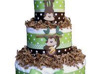 Baby - Diaper Cakes