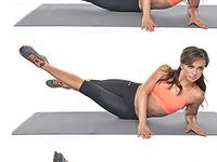 If you want to tone up your body, I recommend these simple exercises!