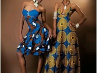 Abyssinia Aura African dresses