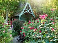 Beautiful gardens and things I plan to implement in my garden in 2012
