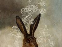 Mystical Hares... and some rabbits