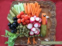 Food Platter Design