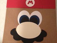 Super Mario party idea