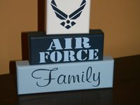Air Force Wife<3