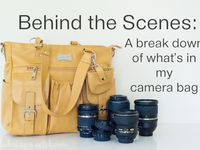 Photo tips & ideas