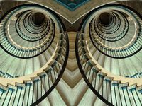 Stairs, staircases and stairwells