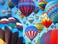 SPORT: Hot Air Balloons