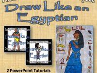 Ancient Egypt activities