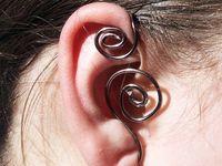 Wire - Ear Cuff