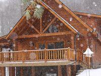 I luv log cabins....