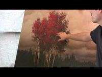oil painting ideas and how to