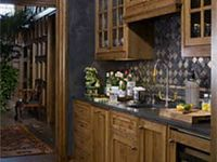 Many homes include a Butler's Pantry that has little more use than a place to store some dishes & silver. But then there are those wonderfully inventive homes that make so much more out of the space. If you entertain a lot, and use a caterer, a Caterer's Kitchen might be a good idea for your next home. Most people have a pantry that includes some shelves and not much more, but I have some ideas of what a dream pantry could be...