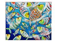 A - Fish Art