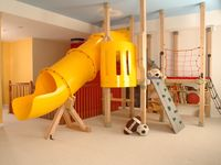 Design ideas for Indoor and outdoor play areas that nurture creativity, exploration, independence and a whole lot of FUN!