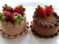 crochet and knitted items