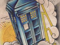 Doctor Who tattoos