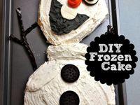 Party- Frozen Party Ideas
