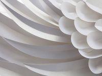 #paper, #art, #sculpture, #origami, #kirigami, #cut, #fold