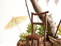 creatieve tuin ideetjes. creative garden ideas.