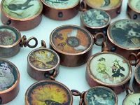 Altered art,paper,textiles,mixed media,and jewelry inspirations