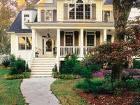 I love all things Craftsman and Arts and Crafts. My real dream home.