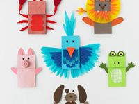 Crafts : paper bags