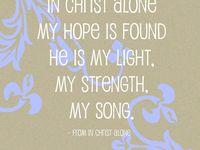 Faith Peace Joy Love Hope