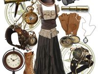 Steam Punk, Gothic and...