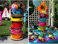 tea party inspiration