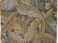 William Morris (24 March 1834 – 3 October 1896) was an English textile designer and artist. I love his work.